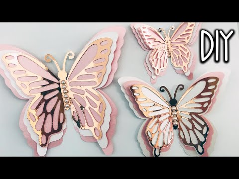 3d-paper-butterfly-svg-cut-file-|-paper-butterfly-wall-art-|-how-to-make-a-paper-butterfly