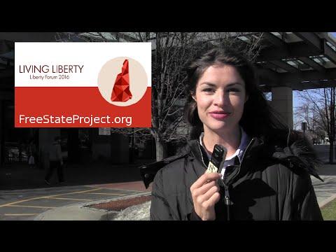 Tech, Snowden, & Bitcoin Everywhere: Liberty Forum 2016
