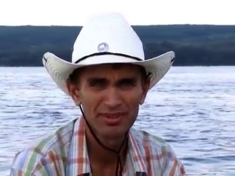 Техника Троллинга на водохранилище  ловим сома, судака  О рыбалке Всерьез видео 190