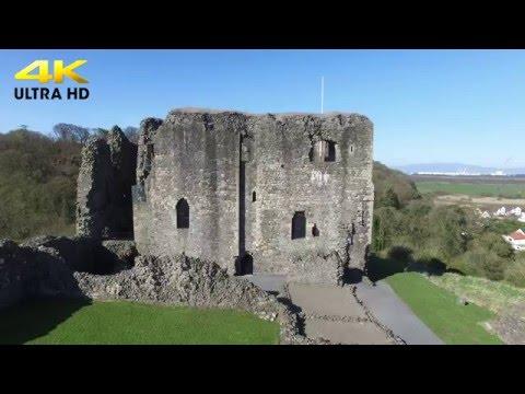 Dundonald castle - 4K UHD
