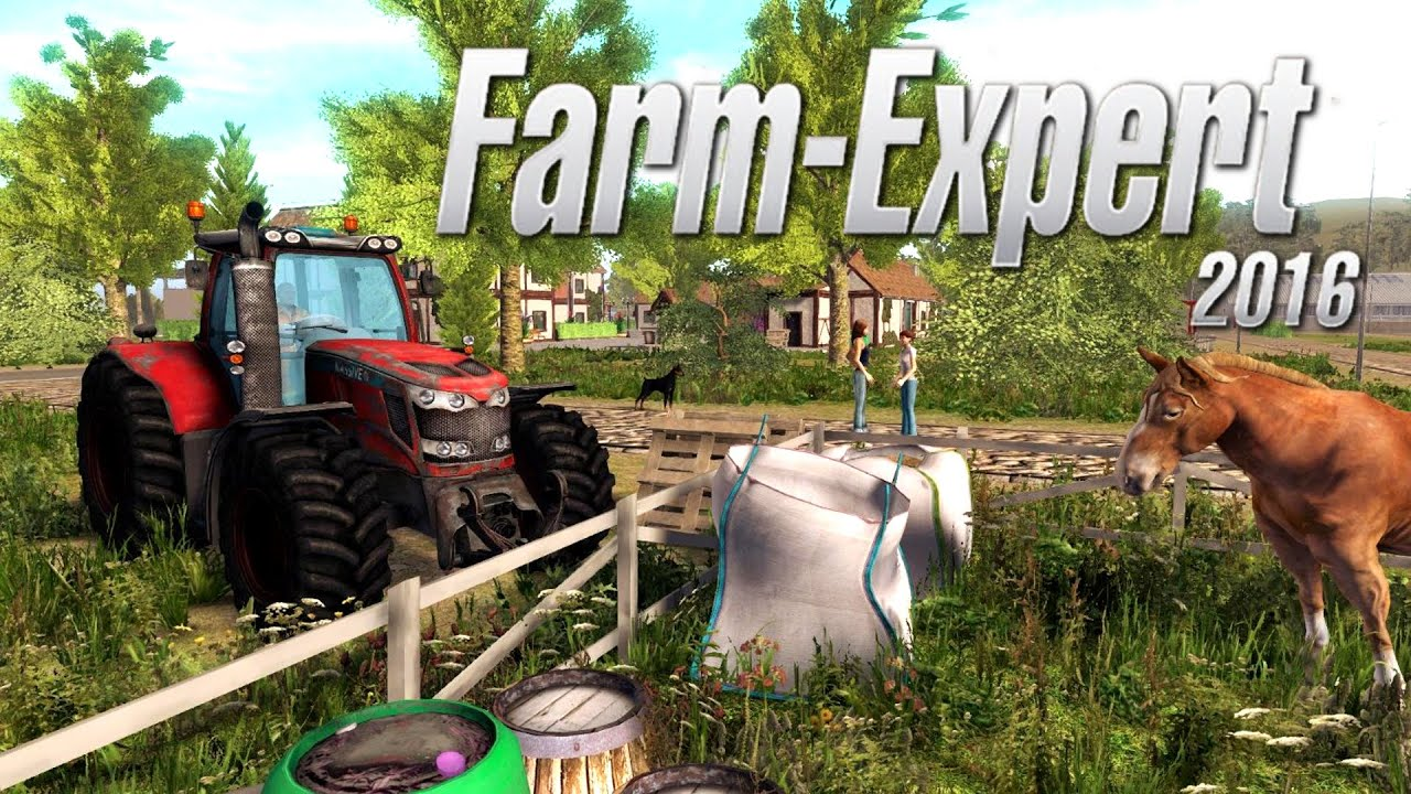 farm expert 2016 pc gameplay 1 60fps youtube. Black Bedroom Furniture Sets. Home Design Ideas