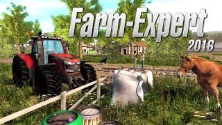 Farm Expert 2016 PC Gameplay #1 [60FPS]