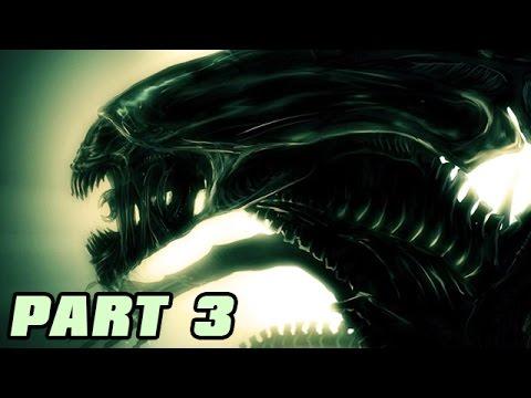Let's Play Alien Vs Predator 3 Deutsch #03 Alien Story - Dschungelkrieger
