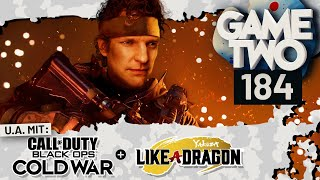 Sackboy, Call of Duty: Cold War, Yakuza: Like A Dragon, Godfall | Game Two #184