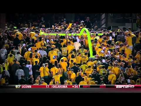 ESPN 2010 College Football Images Of The Year.mp4