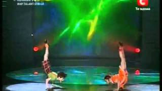 Ukraines-got-talent Ura is 7 , Karina is 6 !!! WoWWW