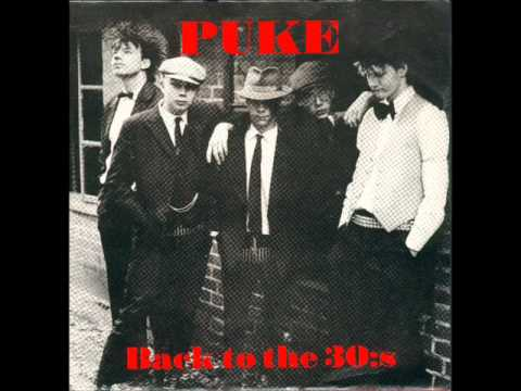 Puke - Back To The 30's