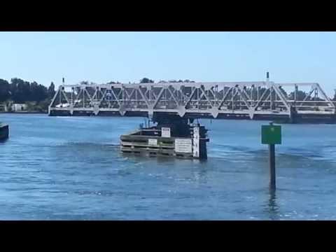 Casey Key Swing Bridge