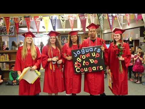 Coronado High School Senior Walk: 2018