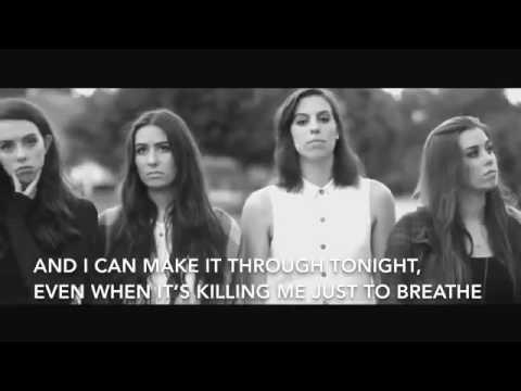 Cimorelli - Worth The Fight (Lyric Video)