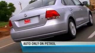 Vento: Volkswagen's new baby