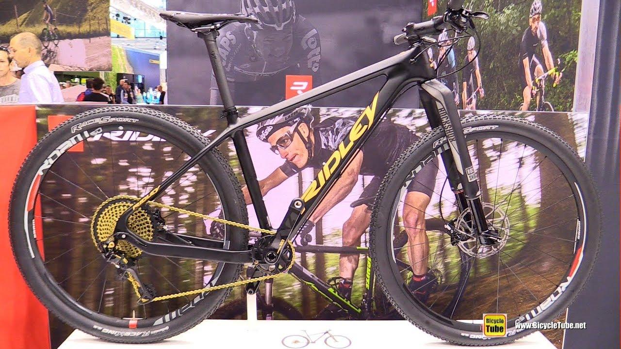 2017 Ridley Ignite CSL Mountain Bike   Walkaround   2016 Eurobike