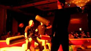 IOActive Freakshow Party- Seated Gladiator Joust!