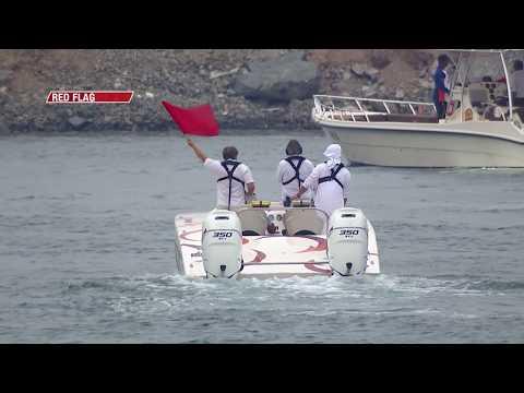 2018 UIM XCAT Fujairah GP - Race 1