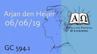 20. GC 594   Arjan den Heijer (06/06/19)