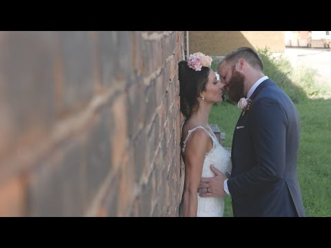 Janey + John's Wedding Film Highlights (Thunder Bay, Ontario)