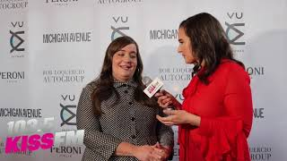 Showbiz Shelly Chats With Aidy Bryant About 'Shrill' and SNL