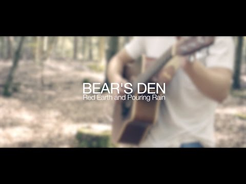 Bear's Den - Red Earth and Pouring Rain (Martin Wolf Cover)