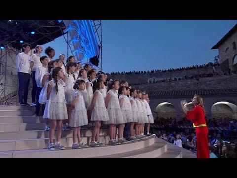 Piccolo Coro dell' Antoniano - Assisi 2018