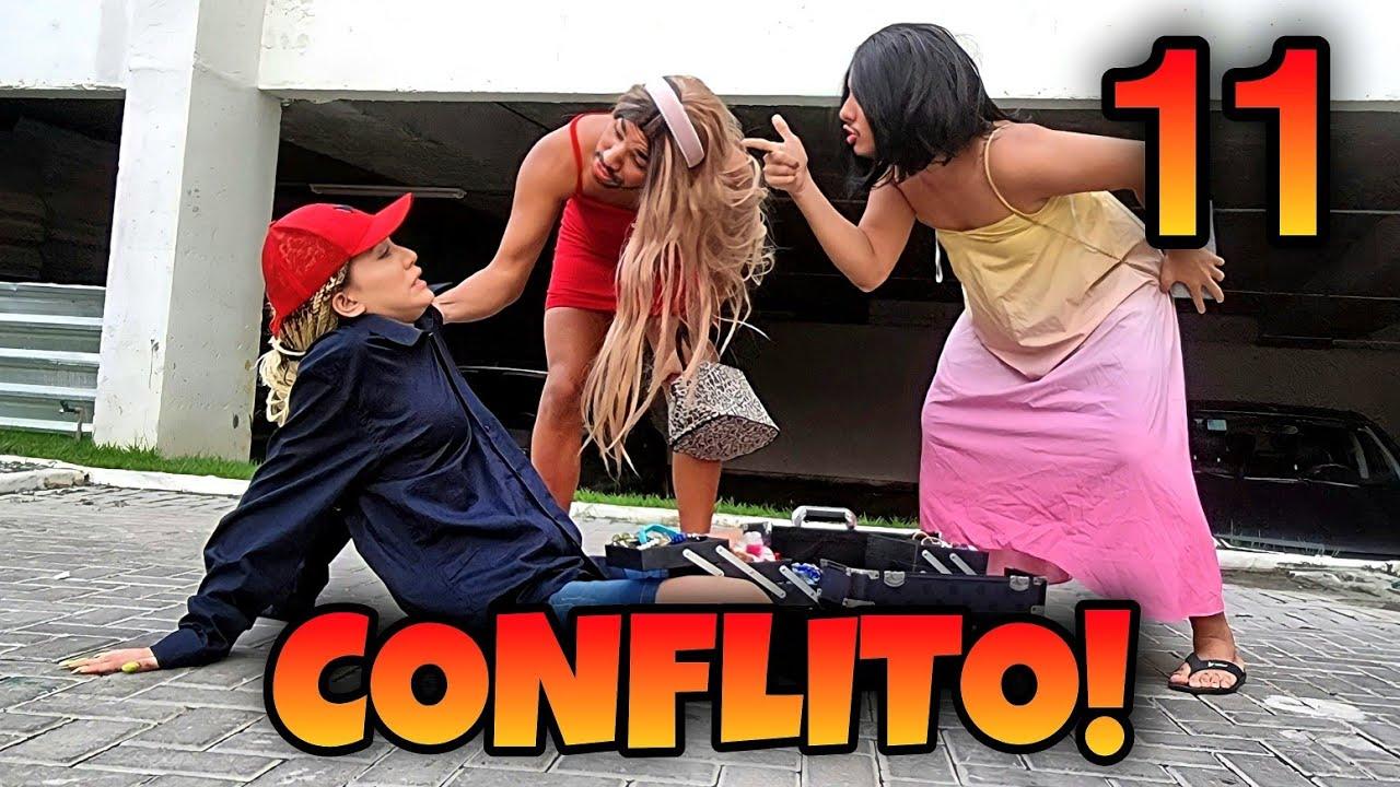 CONFLITO 11 (O VENDEDOR SALAFRÁRIO PART 2)