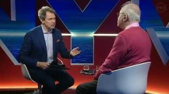 MTV:n Peter Nyman & Jari Sinkkonen sukupuolineutraalista kasvatuksesta, tytöistä ja pojista