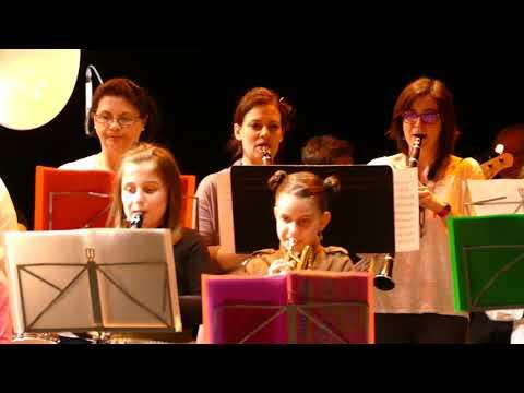 Ecole de musique de Langres 11 avril 2018