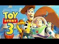 TOY STORY 3 Cartoon Movie Game for Kids - Disney Video Games for Children