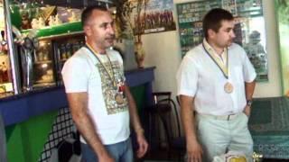 Награждение «Реала» бронзовыми медалями