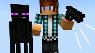 AuthenticGames: Minecraft Escola Monstro #01 !! Monster School - (Animation)