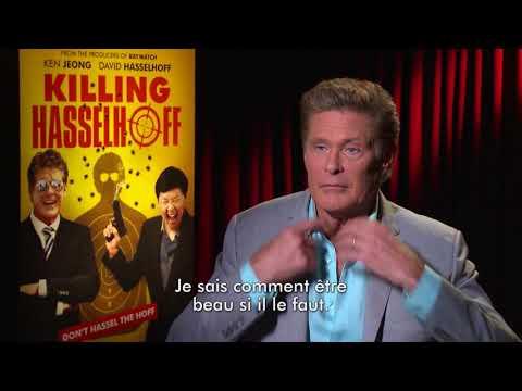 David Hasselhoff, mieux que JeanClaude Van Damme  Reportage cinéma