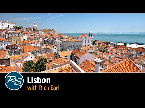 Portugal: Lisbon with Rich Earl | Rick Steves Travel Talks