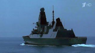 История с провокацией британского эсминца Defender у берегов Крыма получила развитие.