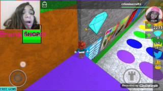 Roblox:Ripull MiniGames ( Com a minha prima juh games )
