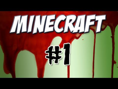 Minecraft - Part 1: How to Survive the First Night
