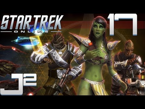 Star Trek Online 2017 Federation Campaign - Task Force Hippocrates - Part 17