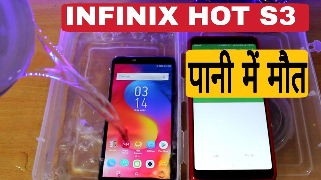 Infinix Hot S3X 4GB