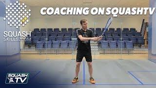Squash Coaching is coming to SquashTV!