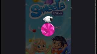 Viber Sweets взлом на монеты