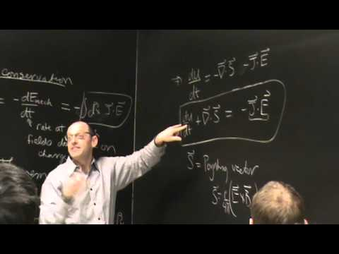 UNM EM511   Lecture14   Maxwell Stress Tensor, Momentum and Angular Momentum of Field