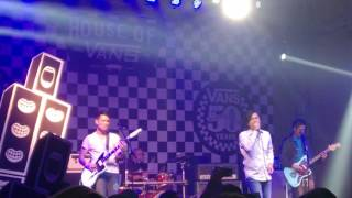 Sandwich - Alcohol + Two Trick Pony (House of Vans Manila) Incomplete(Vans 50th Annivesary. Metrotent, Metro Walk, Ortigas Center, Metro Manila Philippines Recorded with Lumia 830., 2016-10-09T06:52:16.000Z)