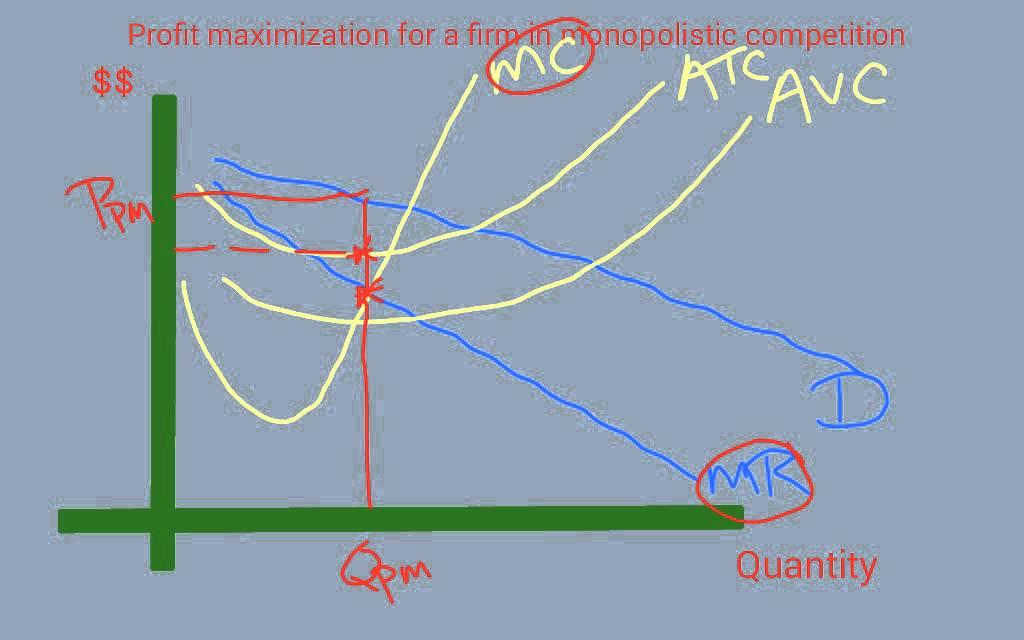 Section 2: Short-Run and Long-Run Profit Maximization for a