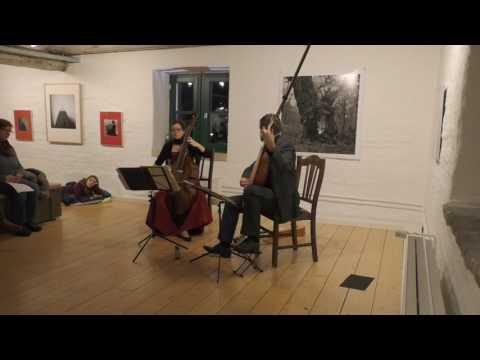 Marin Marais - La Rêveuse - Duo in RE