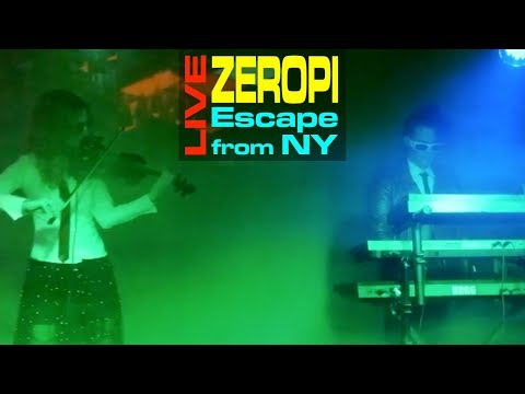 ZeroPi - Escape From New York Main Theme - Live (Violin Cover Video)