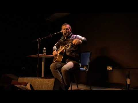 Brian Fallon of Gaslight Anthem - Acoustic (inc Great Expectations) - 25.02.18 - Rough Trade Bristol