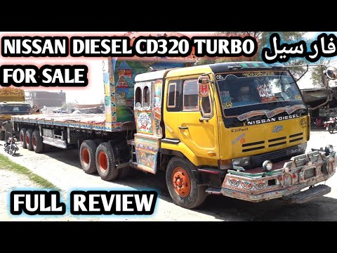 NISSAN DIESEL CD320 FULL REVIEW | For Sale| Expenses & Earnings | Price & Specifications