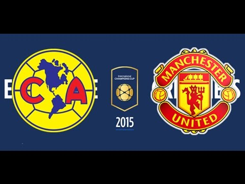 Club America 0 - 1 Manchester United | Extended Highlights 18-07-2015