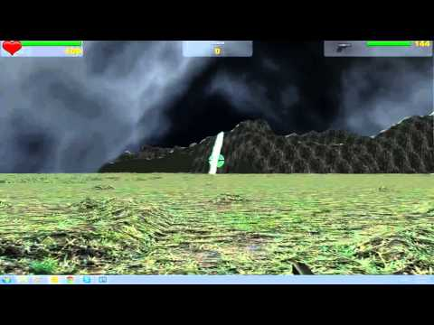 World Building in C4 gaming engine - 7 / 8