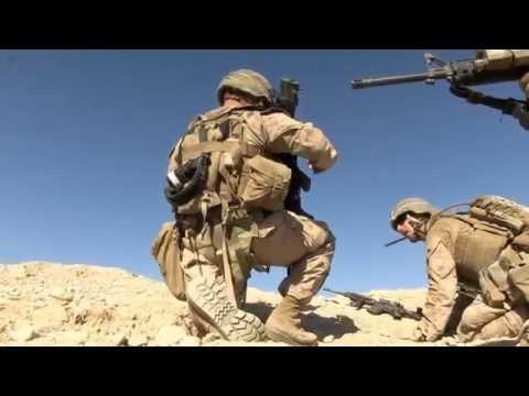 U.S. Marines Secure Kajaki Sofla During Operation Western Storm