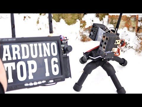 16 лучших Arduino проектов AlexGyver