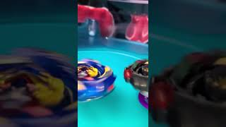 Beyblade Burst Surge bey in slow motion #shorts